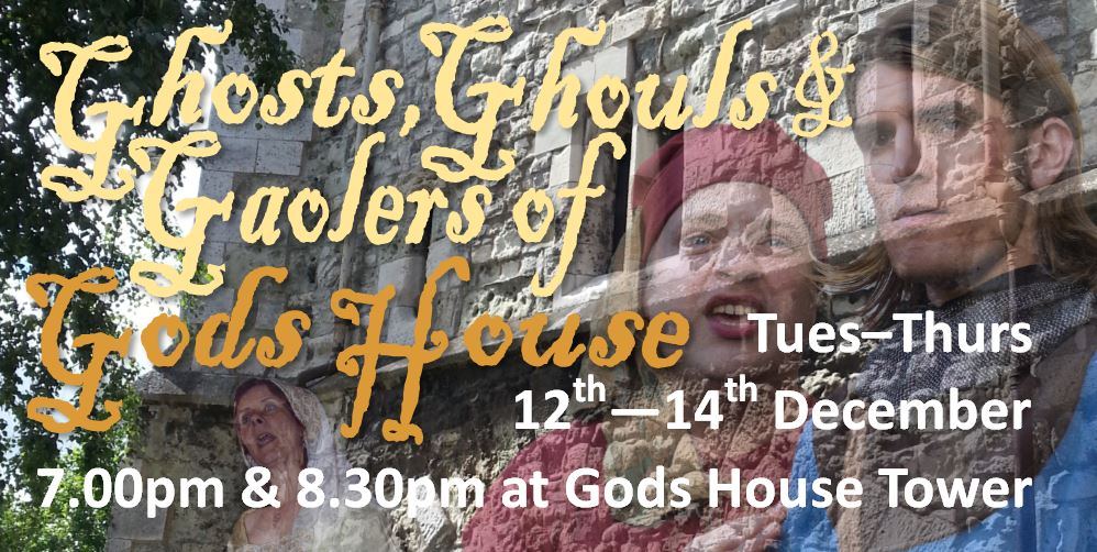 Ghosts, Ghouls & Gaolers of Gods House